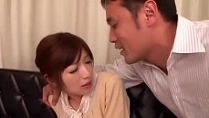 【葵】【藤咲葵】夫の上司の罠にハマった新婚夫婦!立場を利用してS級美人妻が寝取られまくるw