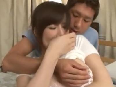 【澤村レイコ】綺麗な身体をした美熟女妻を押し倒して寝取りパコして「中はダメ!!」と言ったけど中出しレイプしちゃう!